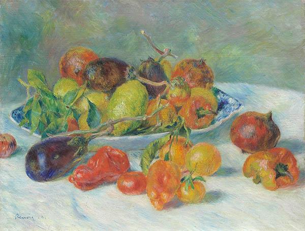 Pierre-Auguste Renoir - Fruits of the Midi - 1933.1176 - Art Institute of Chicago